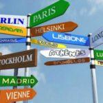 Locuri de muncă în toată Europa