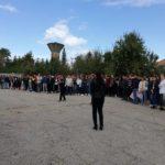 Mii de elevi au participat la lectiile pompierilor (Foto)