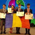 Romania: Patru medalii la Olimpiada Internațională de Stiinte ale Pământului